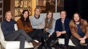 Svenska bandet Vita Bergen