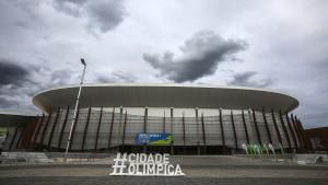 Arena Carioca, Rio de Janeiro, 12.1.2016.