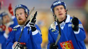 Ville Aaltone och Juho Liukkonen får spela VM-final mot Ryssland.