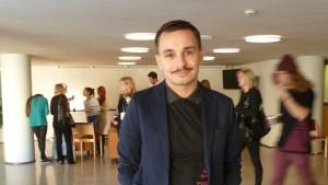 Tommi Laitio, ungdomsdirektör i Helsingfors.