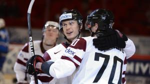 Lettland firar