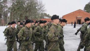 Kommendörsbyte vid Nylands brigad 31.12.2012