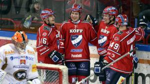 HIFK-Kärpät, 26.1.2013