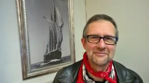 Porträtt på Martin Rosenstedt, varvsföretagare