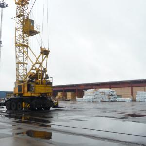 Valkom hamn i Lovisa