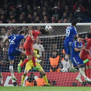 PSG och Chelsea möttes även ifjol i samma skede av turneringen.