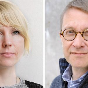Jessikka Aro ochTom Kankkonen