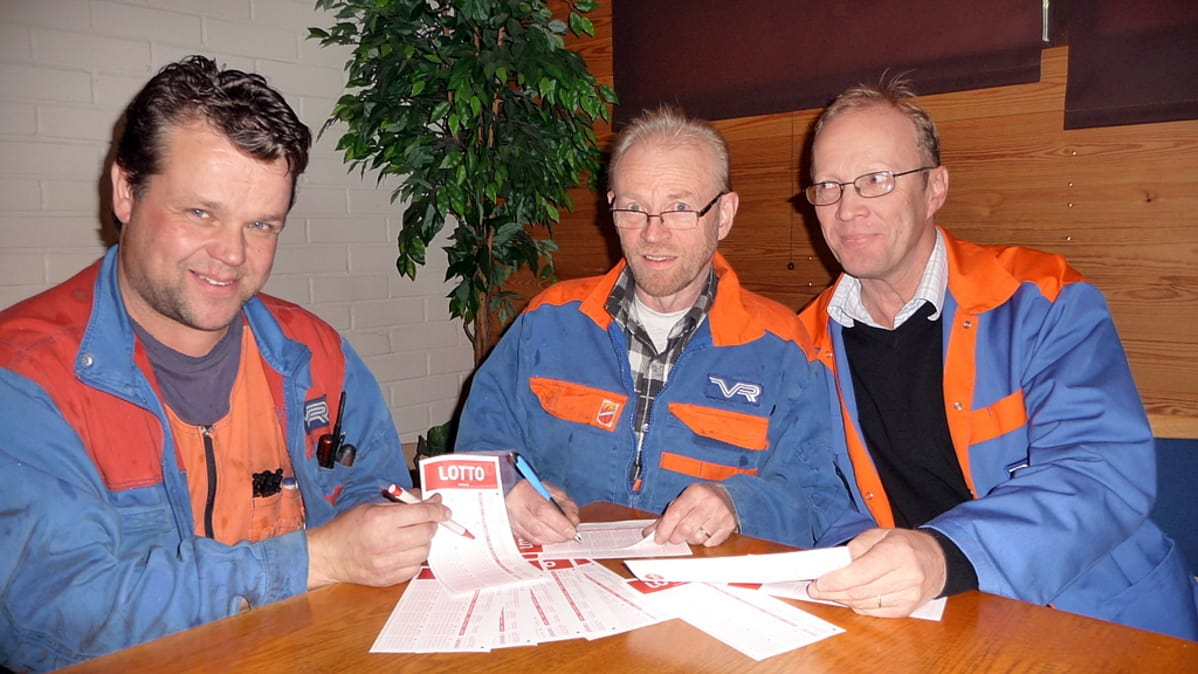 Lottovoittajat Suomessa
