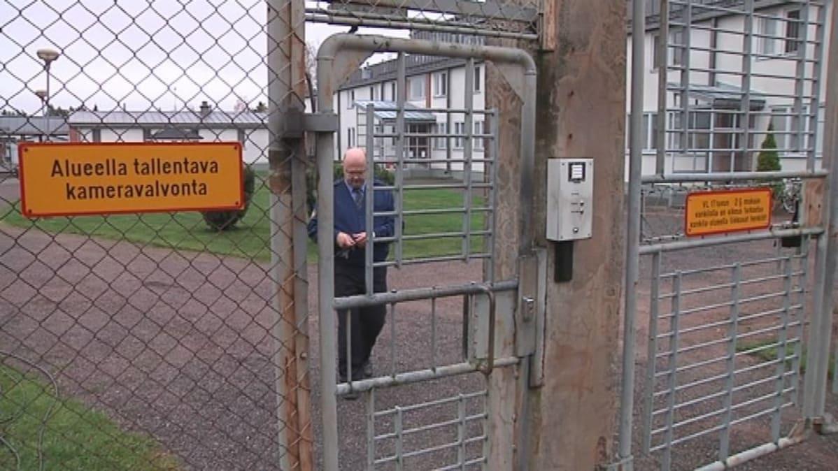 Köyliön Vankila