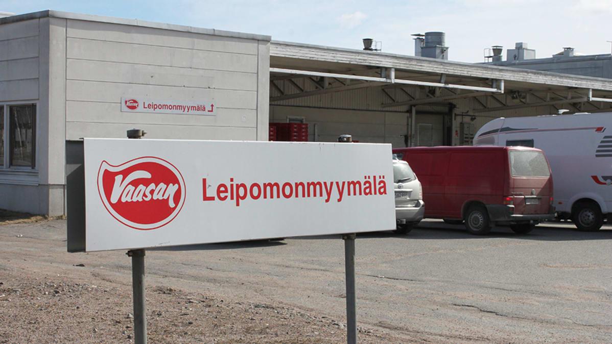 Vaasan Leipomo Oulu