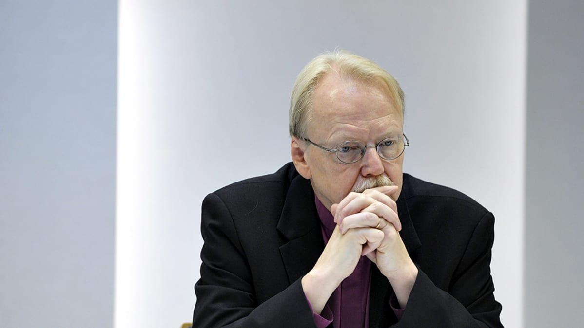 Venäjän ortodoksikirkko perui keskustelut, koska Suomen luterilainen kirkko ei tuominnut ...
