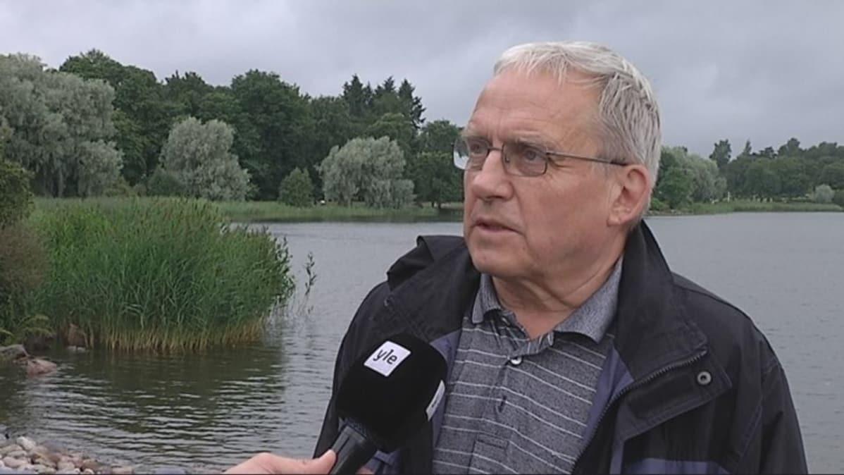Hoitokalastus ei pelasta järviä rehevöitymiseltä – petokalojen annettava kasvaa rauhassa | Yle ...