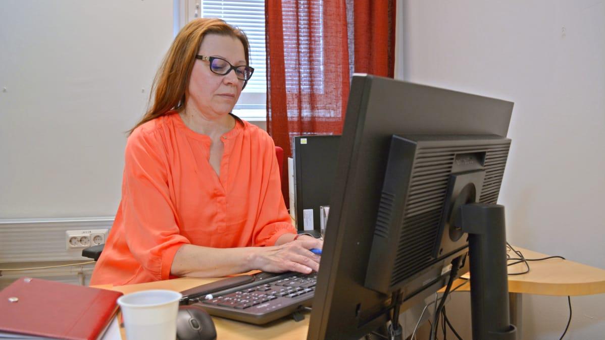 Arja Mannonen