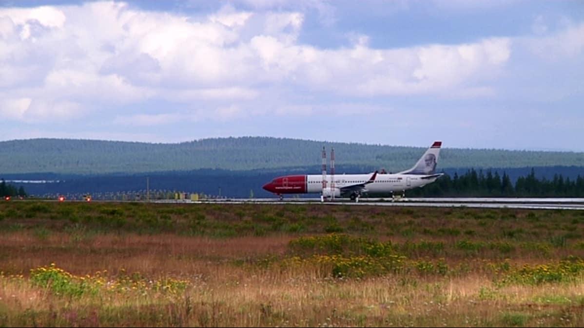 Lappilaiset iloitsevat suorista Euroopan lennoista – neljä lentoyhtiötä operoi Lapista ...