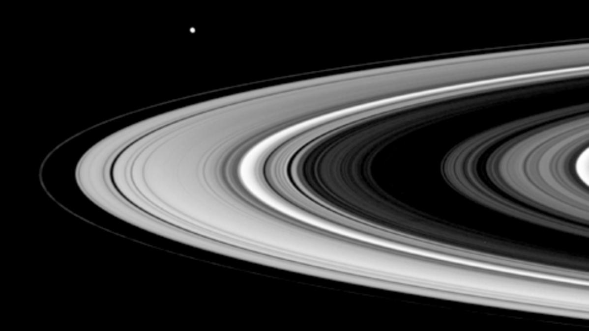 Nasan teleskooppi löysi uuden renkaan Saturnuksen ympäriltä   Yle Uutiset   yle.fi