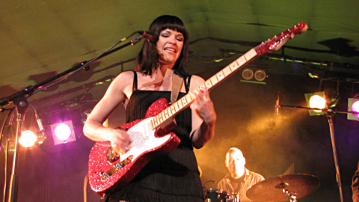suomalainen blueslaulaja nainen Pieksamaki
