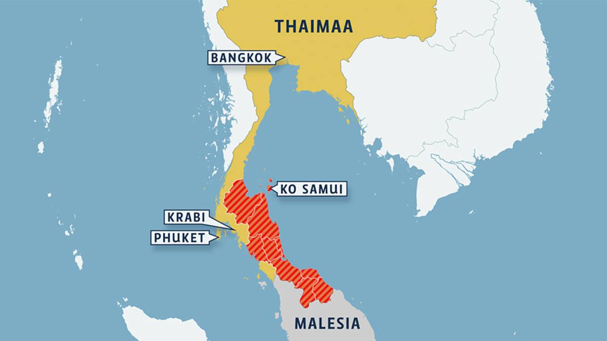 thaimaan kulttuuri ja tavat Iisalmi