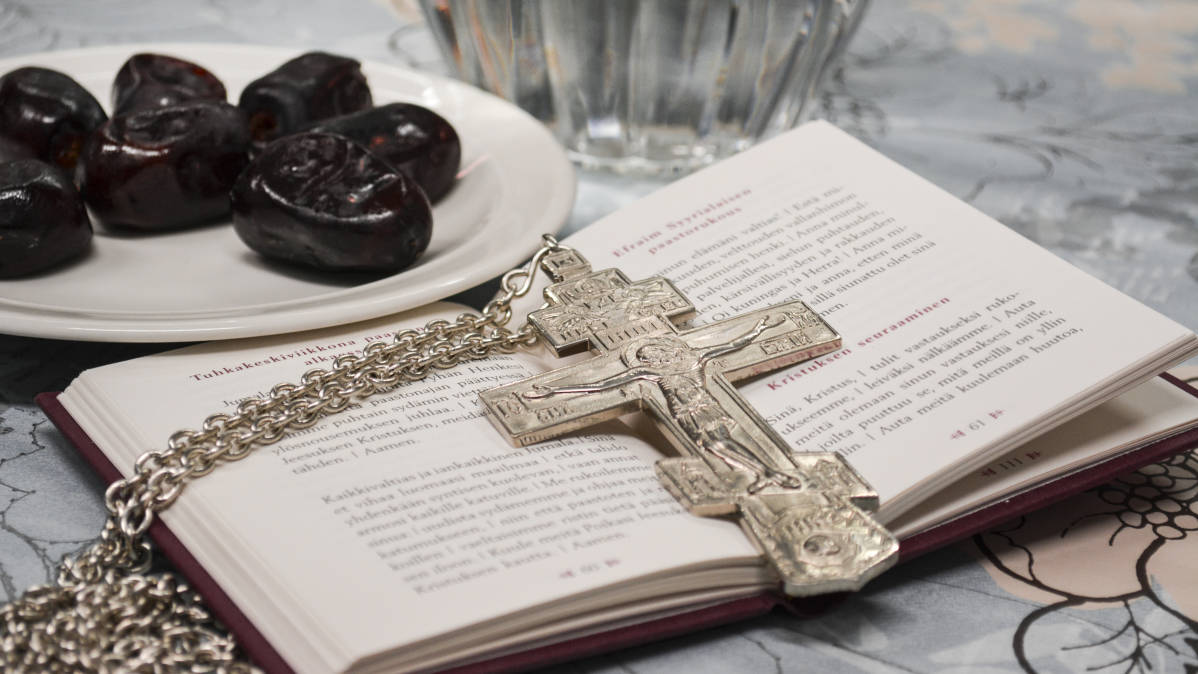 ortodoksinen paasto Kuusamo