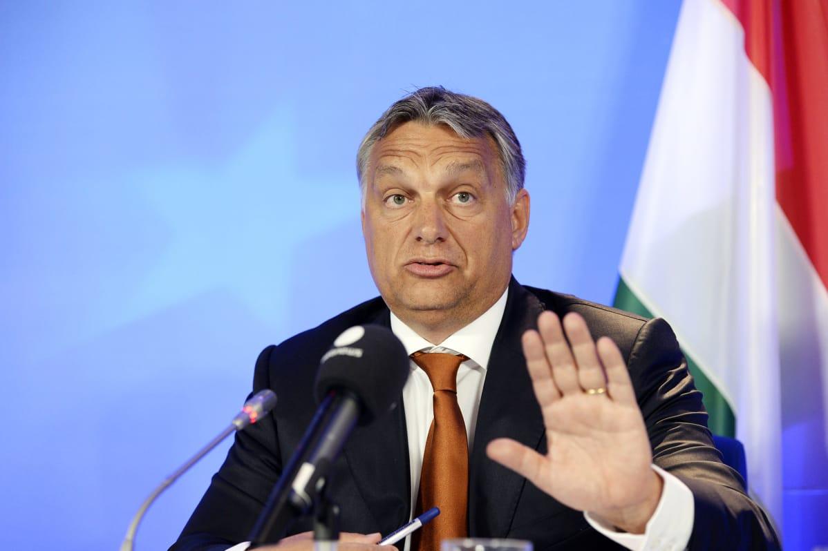 Unkarin Pääministeri