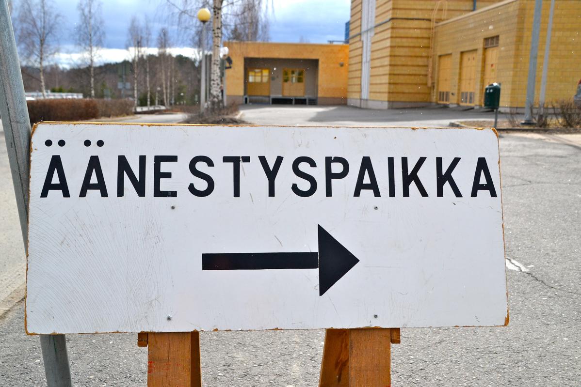puolueet suomessa Jarvenpaa