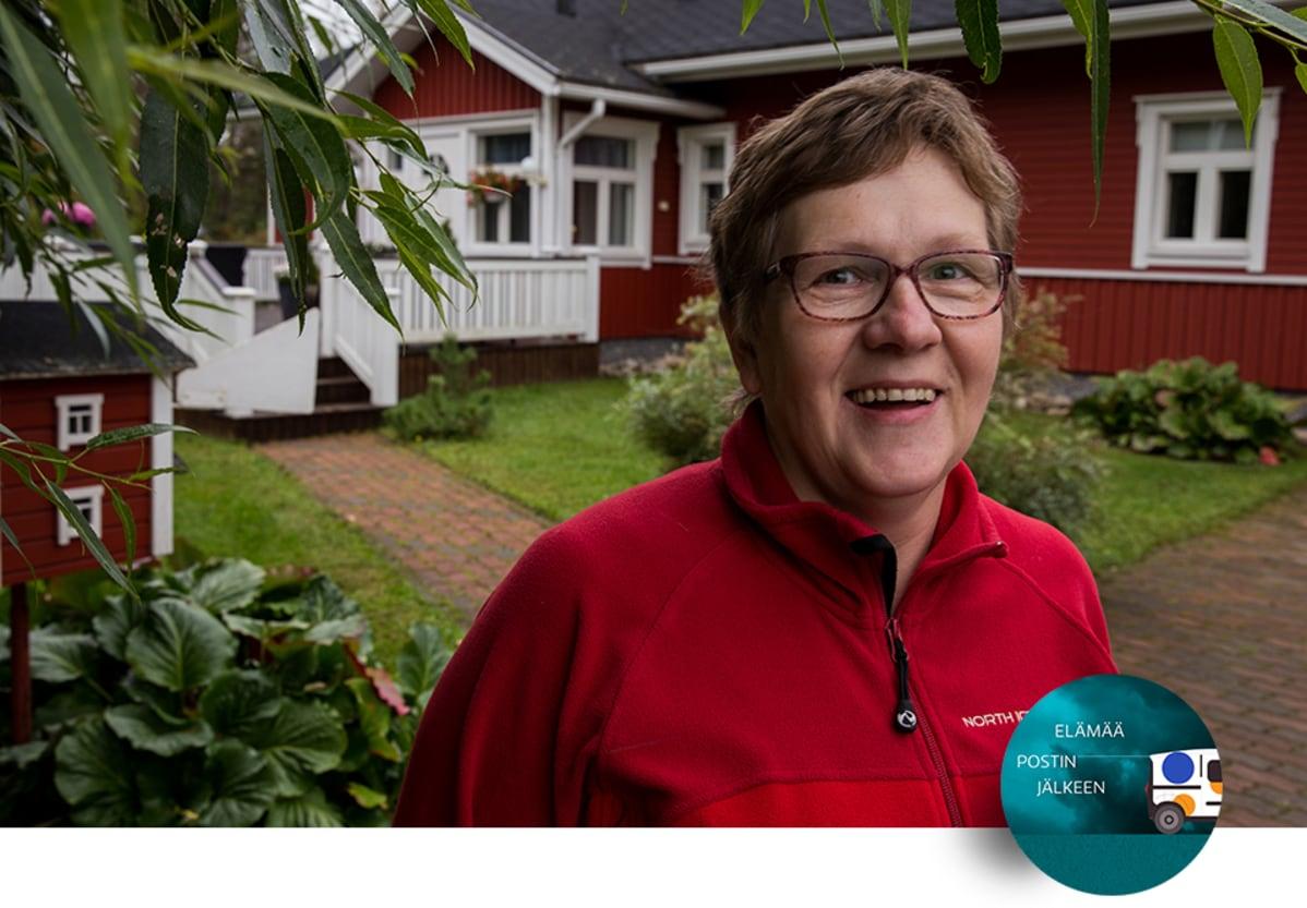 Postityöntekijä Palkka