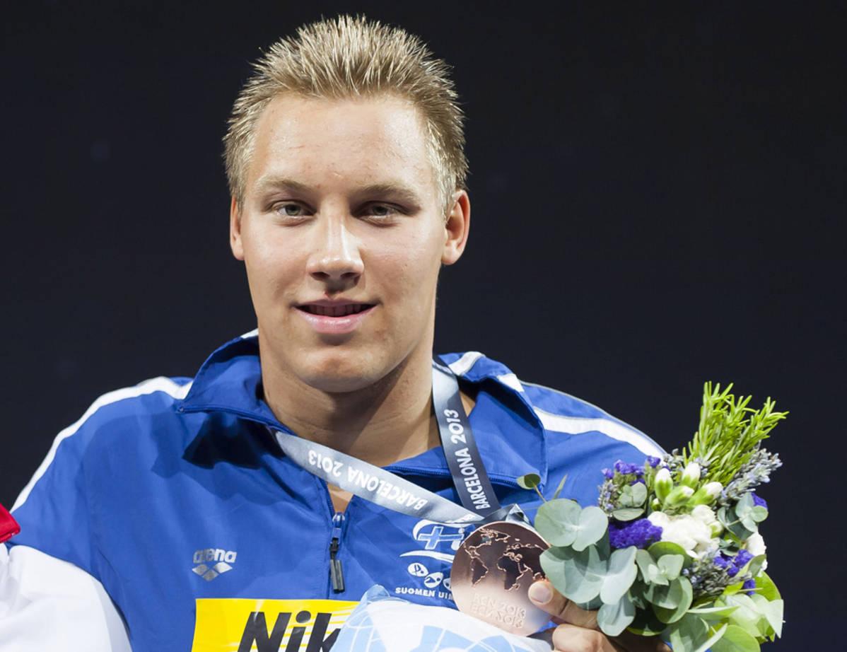 Rion olympialaiset: Matti Mattsson | Yle Urheilu | yle.fi