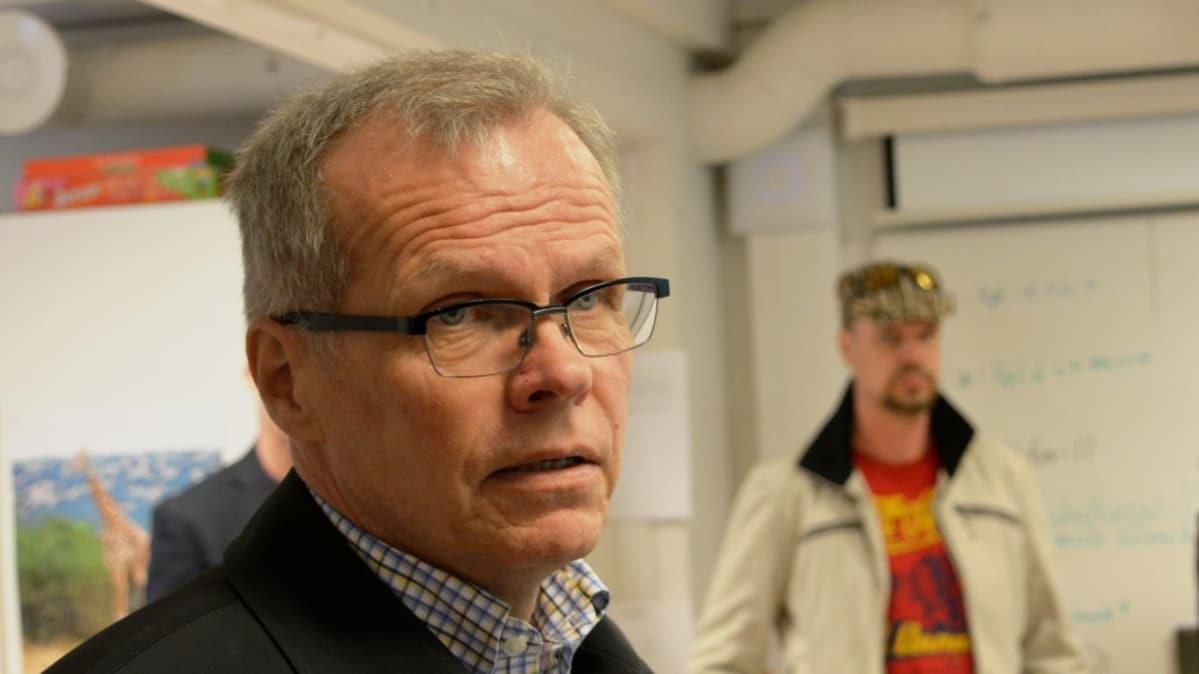 Loviisan kaupunginjohtaja Olavi Kaleva jättää tehtävänsä   Yle Uutiset   yle.fi