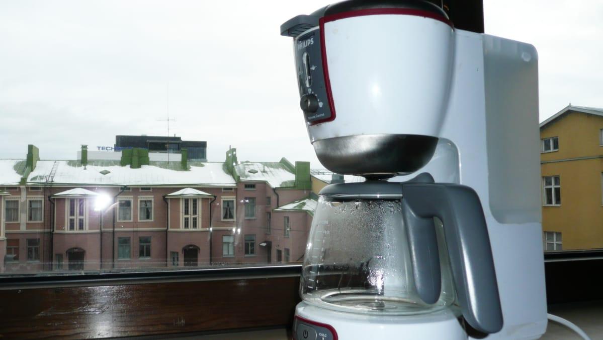 Kahvinkeitin Ruokasooda