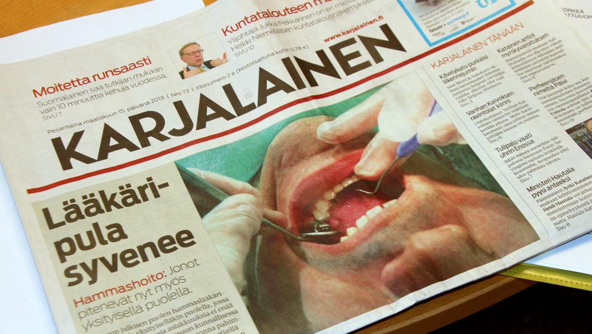 Sanomalehti Karjalainen Oy