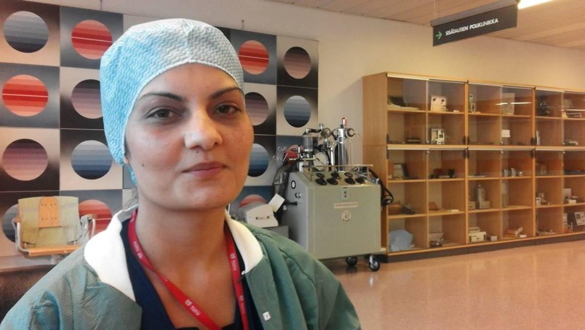 sairaanhoitaja ulkomaille töihin Vantaa