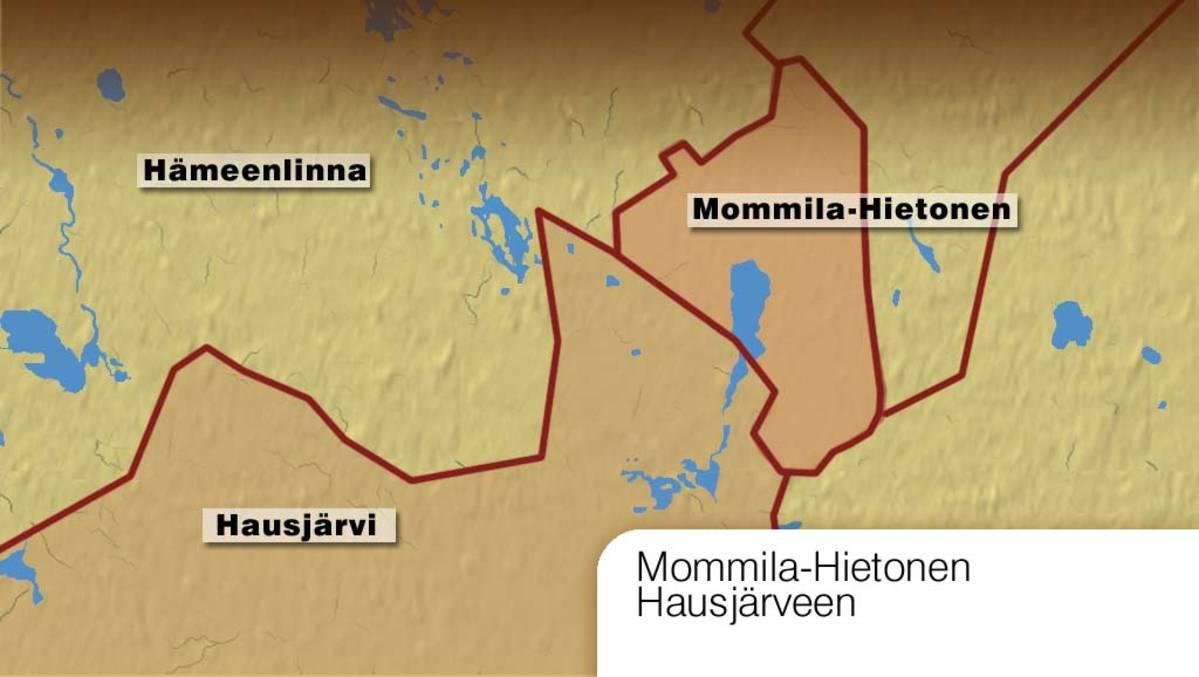 Sää Hausjärvi Oitti