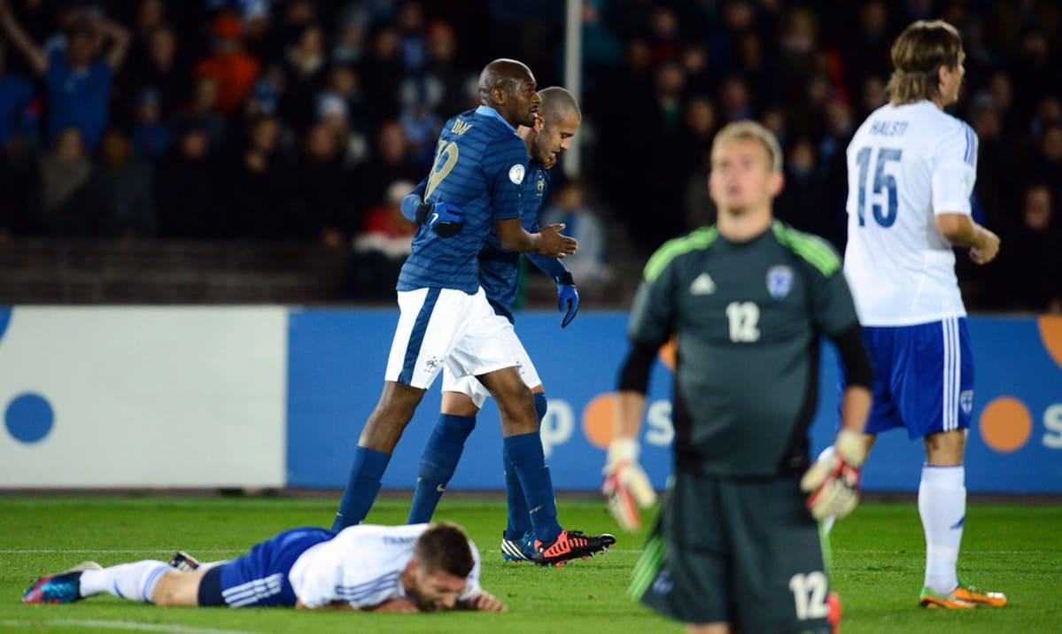 Ranska piti Suomen aisoissa Olympiastadionilla | Yle Urheilu | yle.fi