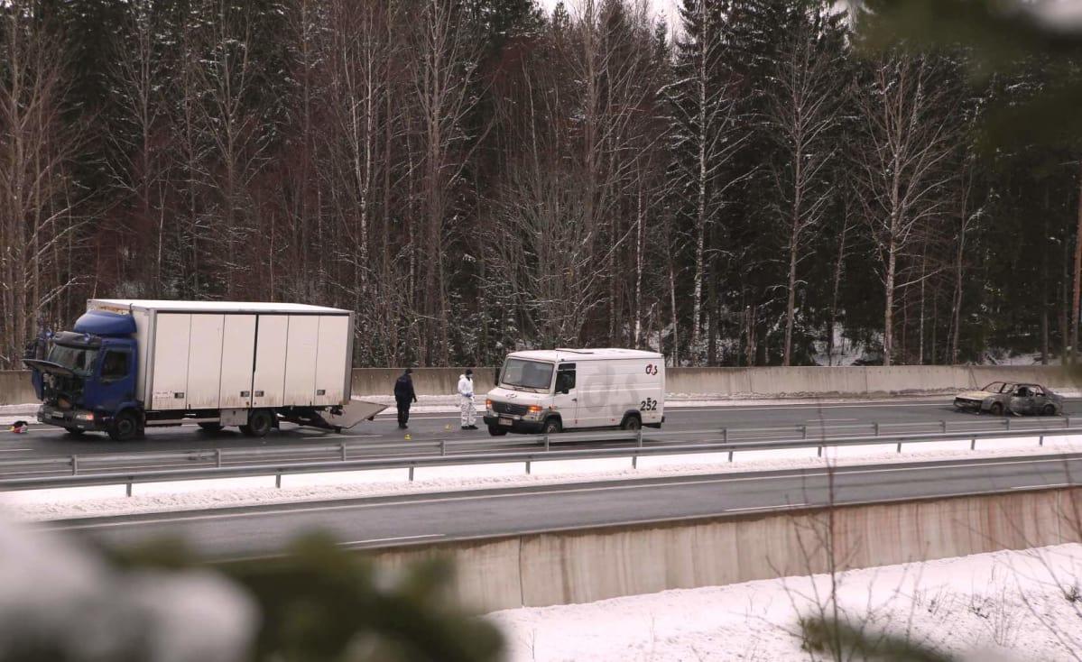 Salon arvokuljetusisku hovioikeuteen – käräjäoikeudesta päätekijöille pitkät tuomiot | Yle ...