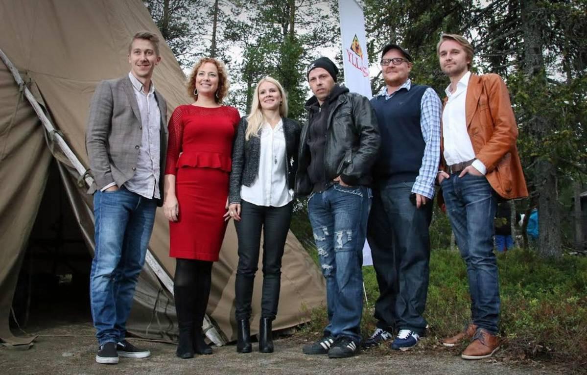 napapiirin sankarit ilmaiseksi netissä Loviisa