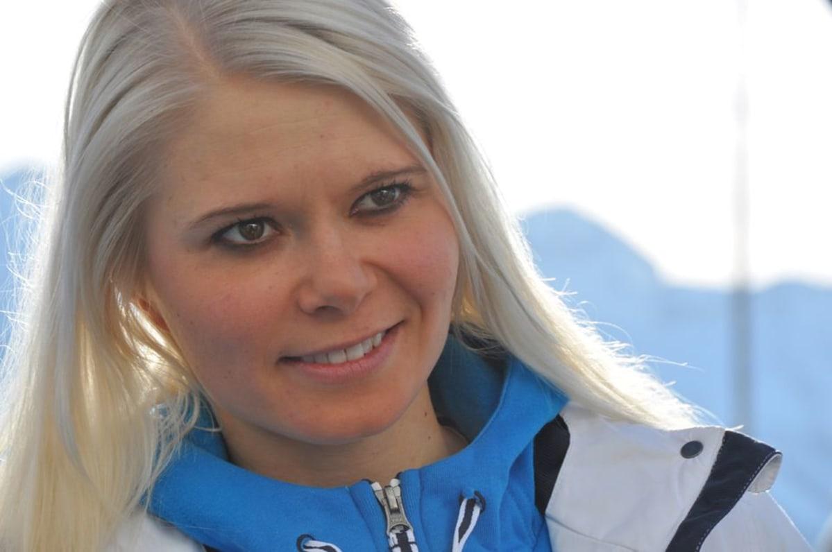 Mari Laukkanen paras suomalaisnainen sprintin karsinnassa