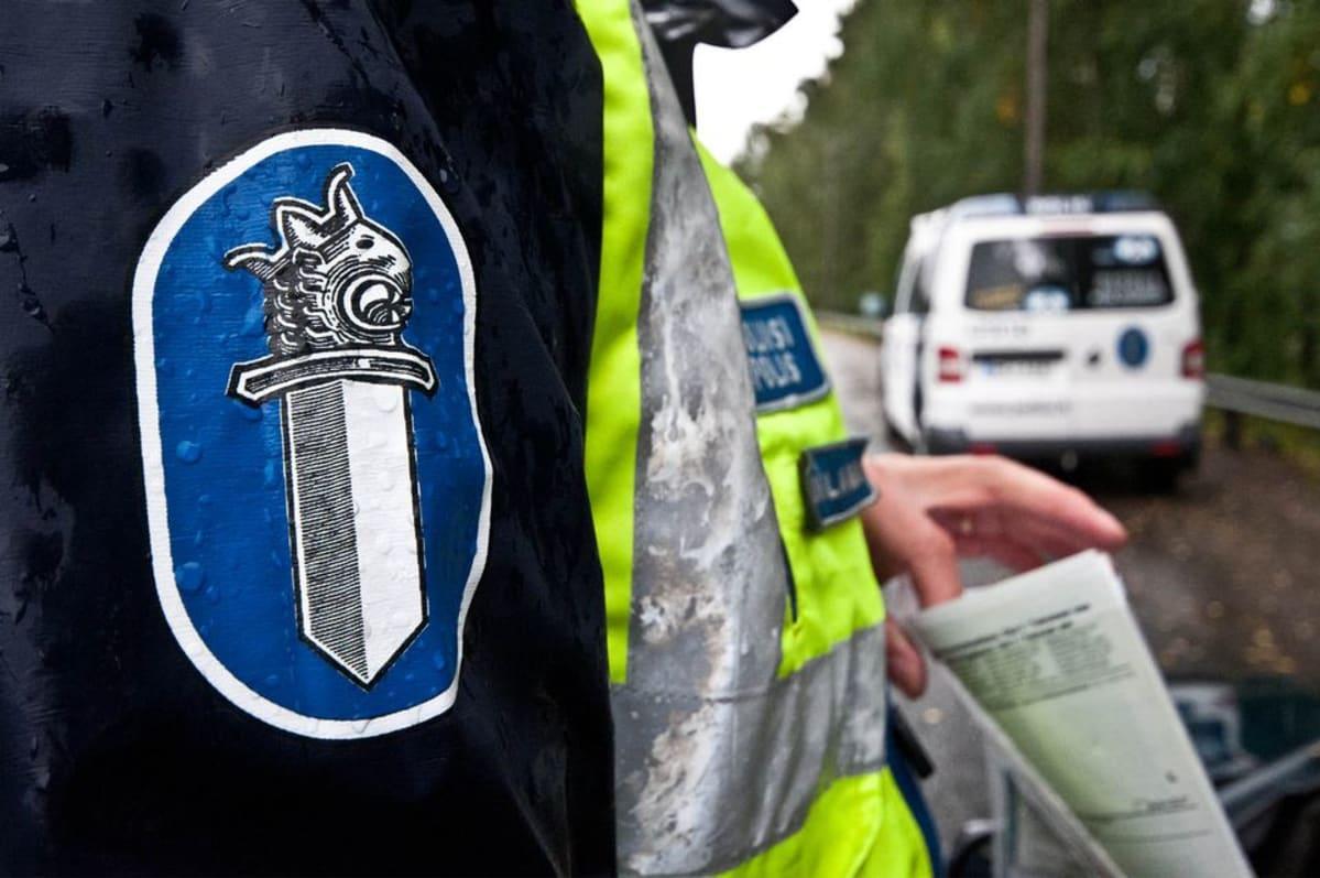 Poliisi Tehovalvonta