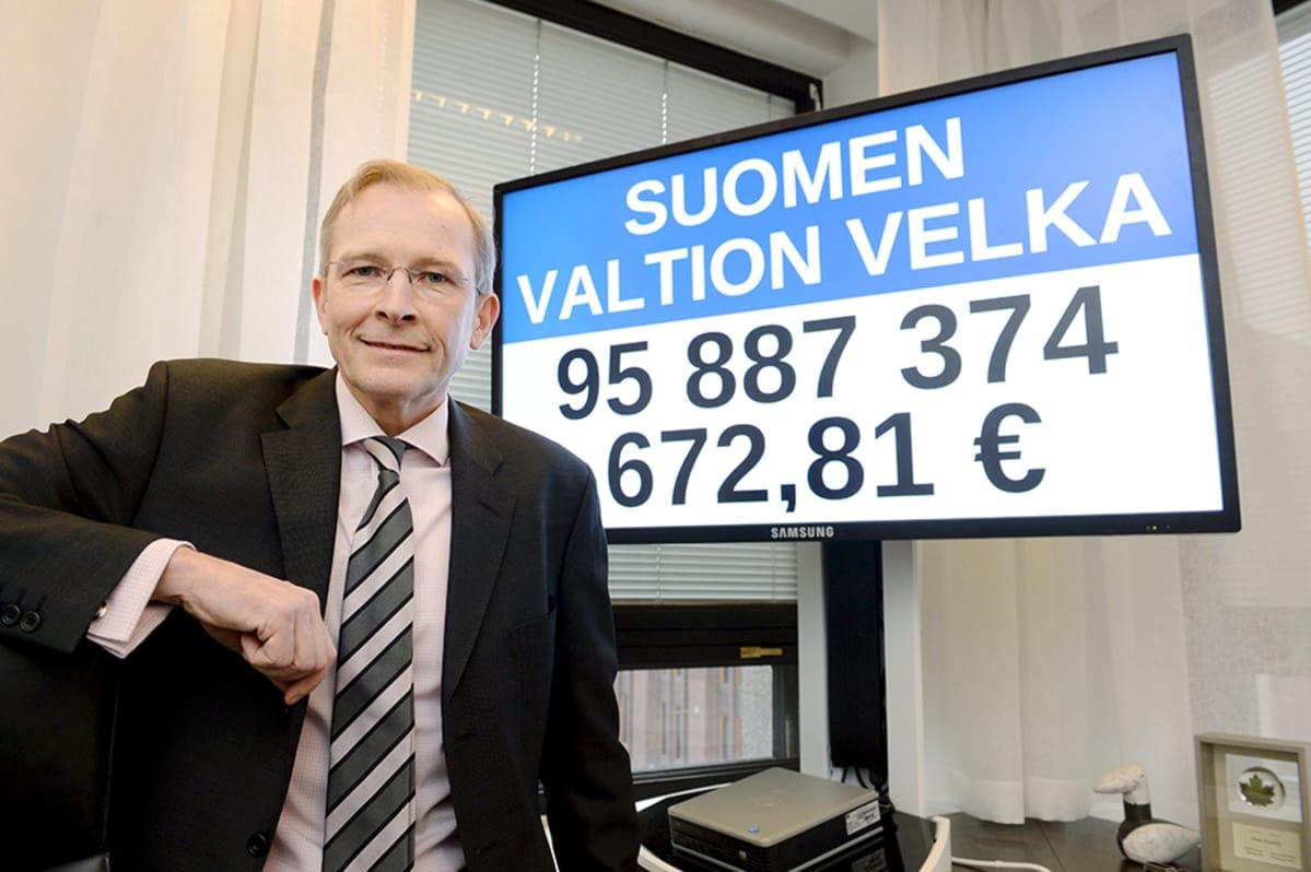 Valtion Velkakello