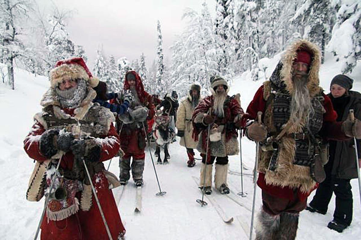 Santa Elokuva