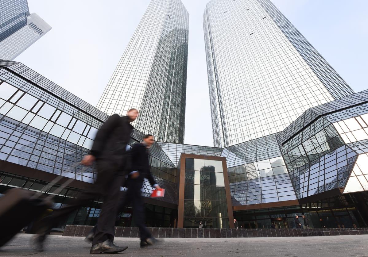 Deutsche Bank Kriisi