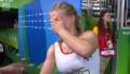 """Video: Rion olympialaiset: Petra Olli murtui tappion jälkeen: """"Ihan järkyttävää"""""""