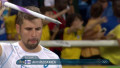 Video: Rion olympialaiset: Keihäskarsinnasta lähes pannukakku: Vain Ruuskanen vaivoin finaaliin