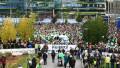 Video: Peli poikki - rikotaan hiljaisuus -mielenosoitus rasismia vastaan