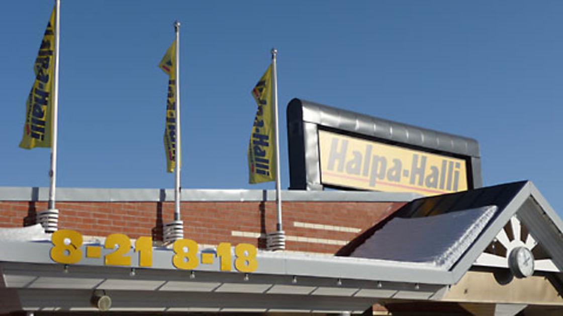 Halpa-Halli ei halua tinkiä arvoistaan – sunnuntaikauppa uhkaa lopettaa myymälän Kuopiossa | Yle ...