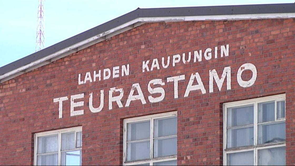 Sopenkorpi pesee kasvojaan teollisuuspölystä  Yle Uutiset
