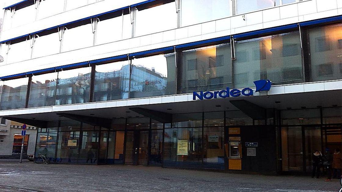 Nordean konttorit säilyvät Pohjois-Pohjanmaalla ja Kainuussa | Yle Uutiset | yle.fi