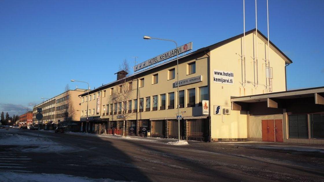 Koti-Lappi: Hotelli Kemijärvi jälleen konkurssiin – venäläisomistaja ehti pyörittää vajaan ...