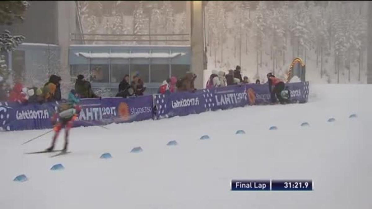 Norjan yhdistetyn urheilijan kisassa jälleen dramatiikkaa – olkapää sijoiltaan ankkuriosuudella ...