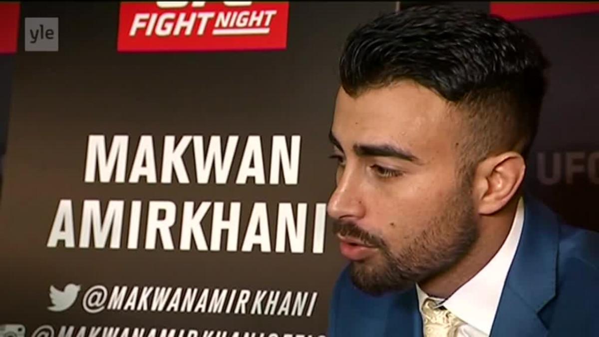 Voita Makwanin UFC-tapaaminen!