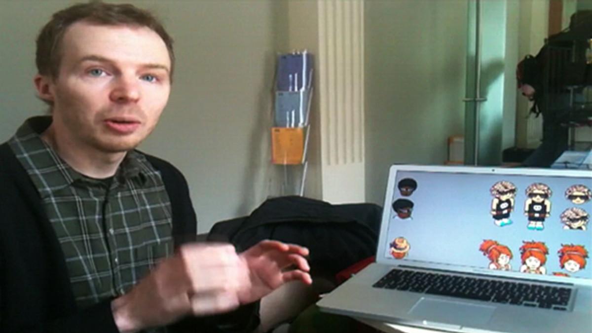 Nuorten virtuaalimaailma luottaa retroestetiikkaan | Yle
