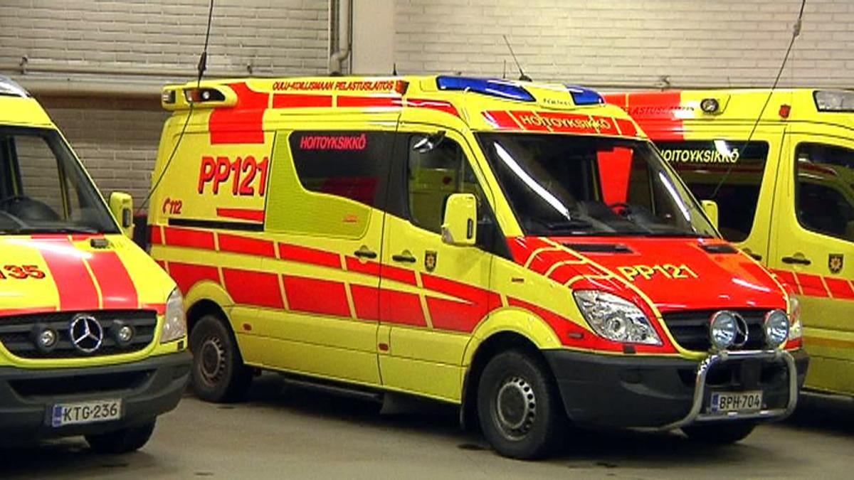 Ambulanssi On Liikkuva Ensiapuklinikka Yle Uutiset Yle Fi